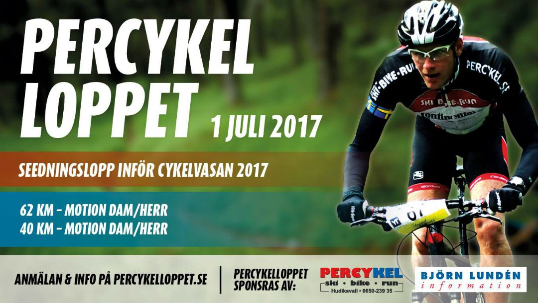 Percykelloppet 1 juli 2017