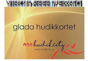 Glada Hudik kortet