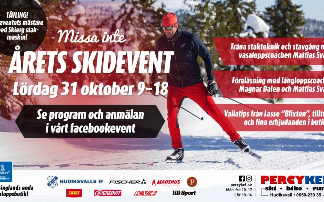 Årets skidevent 2020